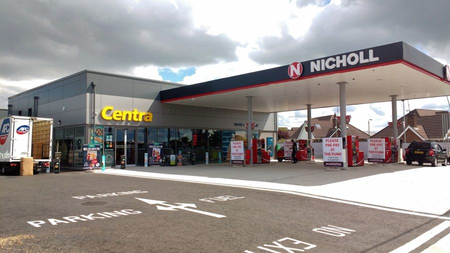 Nicholl Fuel Station, Carryduff